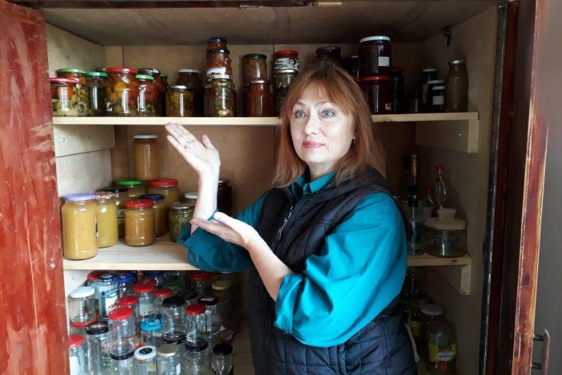 Kapsad purki koos seente ja kookosrasvaga: nippe jagab näitleja Carmen Mikiver