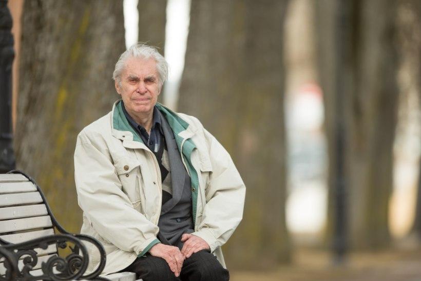 """Bariton Jüri Pärg: """"Mind kiputi Georg Otsaga võrdlema, ilmselt sarnase hääletämbri pärast."""""""
