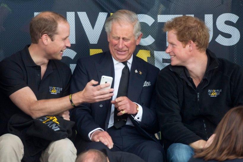 Õukond tegi erakordse avalduse seoses Charlesi ja ta poegade suhetega