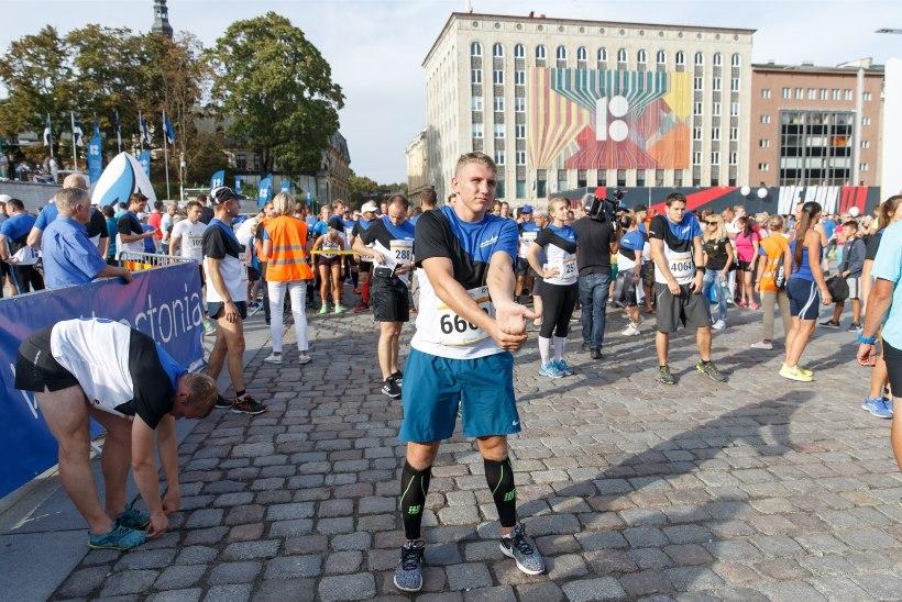 GALERII   Tallinna Sügisjooksu võit läks Keeniasse, Kaur Kivistik lõpetas kolmandana