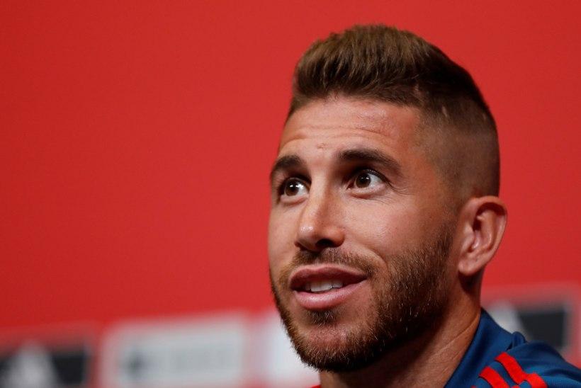 Sergio Ramos Salahi vigastusest: minu südametunnistus on puhas
