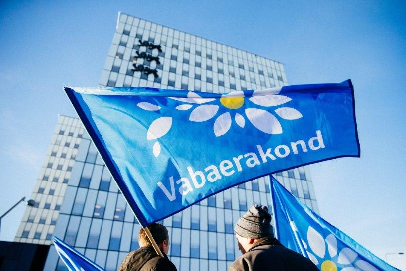 Vabaerakonna Kagu-Eesti piirkonna juhatus ähvardab erakonnast lahkuda