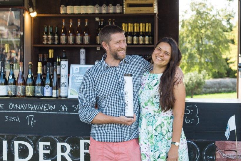 Lõikuspidu Pärnumaal: söödavad suveniirid supelsakstele