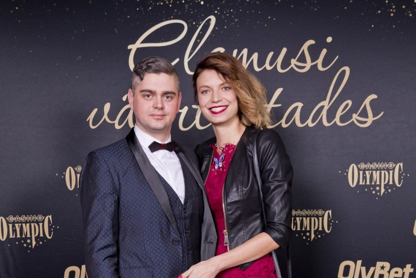 GALERII | Brigitte Susanne Hunt ja Ženja Fokin saatsid aasta ära Olympic Park Casinos