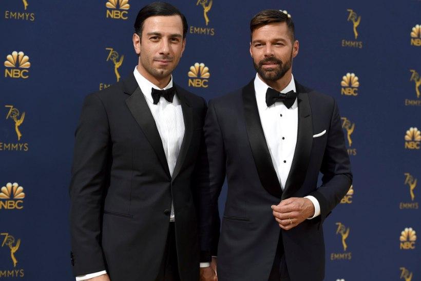 Ricky Martin sai kolmandat korda isaks