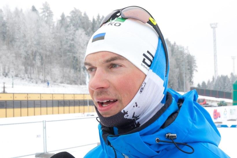 Eesti suusatajad jäid sprindis taas veerandfinaali ukse taha
