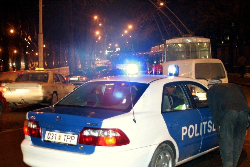 Aasta viimasel päeval juhtus kolm tõsisemat liiklusõnnetust