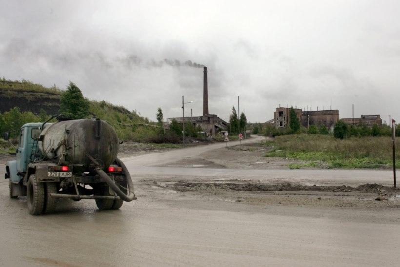 Valitsus eraldas Alexela huvides Kiviõli maade omandamiseks miljon eurot