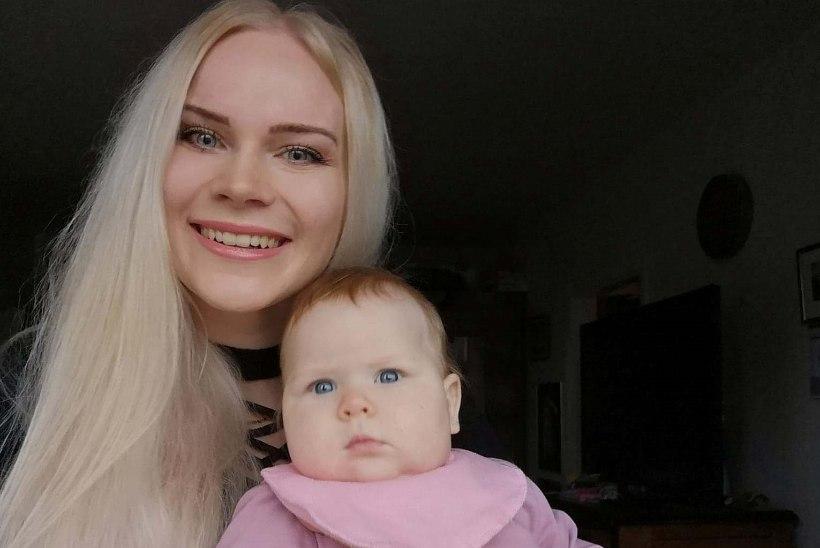 HELENI BEEBIBLOGI | Oleksin Carmeni peaaegu haiglakoridoris sünnitanud, sest töötajad väitsid, et mu sünnitegevus veel ei käi