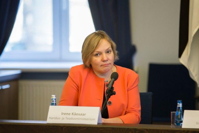Pettunud Irene Käosaar lahkus erakonnast Eesti 200