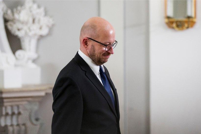 President Kaljulaid esitas ettepaneku riigikohtu esimehe Priit Pikamäe ametist vabastamiseks