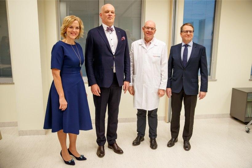 """GALERII   Aasta arst kirurg Jüri Teras: """"Üks tähtsamaid asju on pakkuda haigetele lootust."""""""