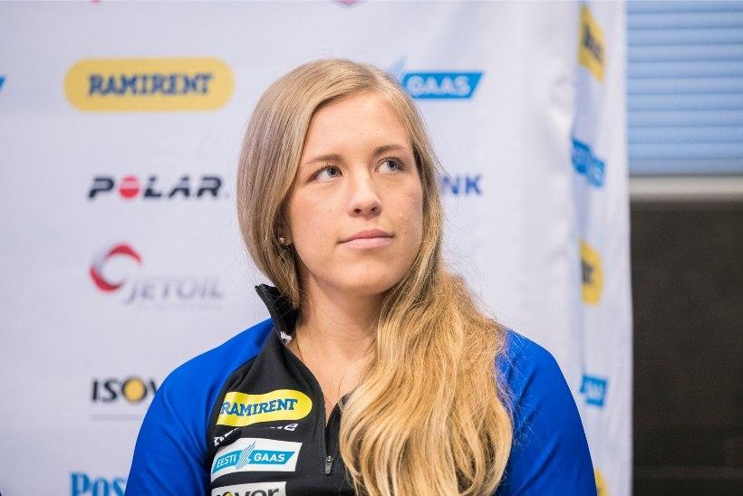 Eesti naised lasid väga hästi, Talihärm lõpetas kolmandas kümnes