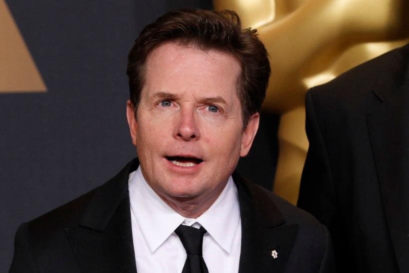 57aastane Michael J. Fox hankis elu esimese tätoveeringu