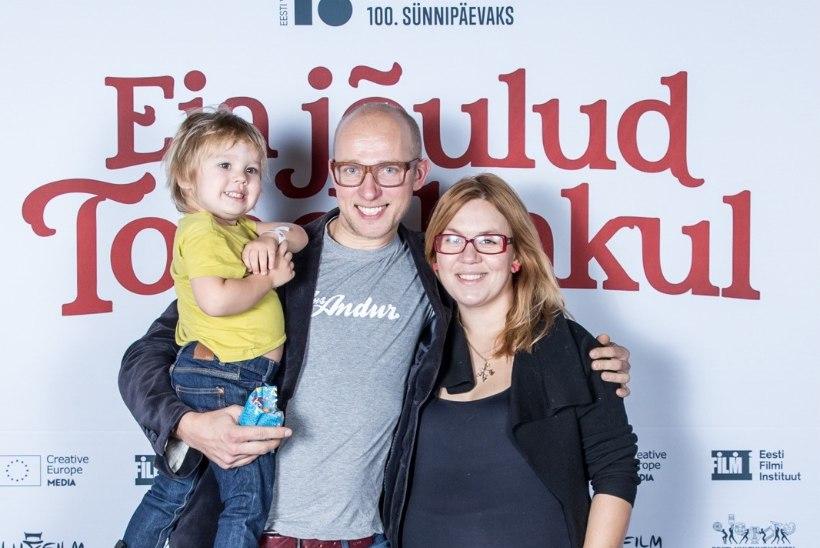PALJU ÕNNE! Trummar Reigo Ahven tervitas kolmandat last: ta on lihtsalt müstiliselt ilus tirts!