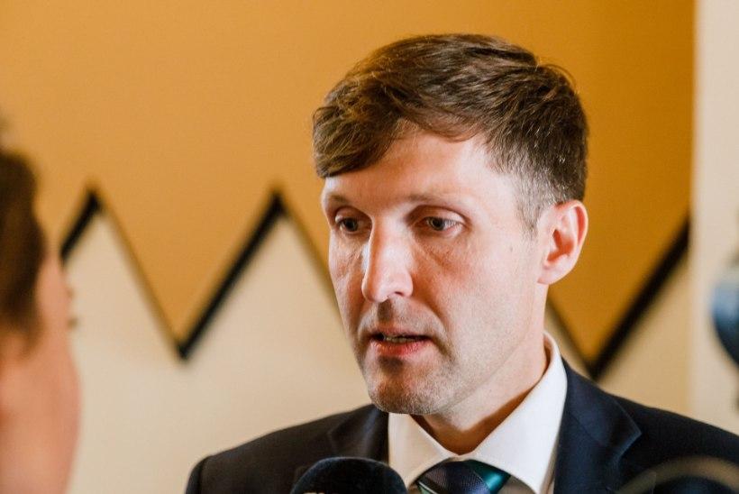 """Martin Helme soditud valimisplakatist ja tapmisähvardustest: """"Kas EKRE peab hakkama organiseerima oma kaitseüksusi?"""""""