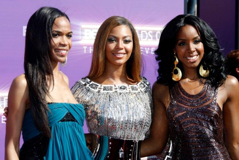Beyoncé ema käis tütrega WC-s kaasas, kui too R. Kellyga koostööd tegi