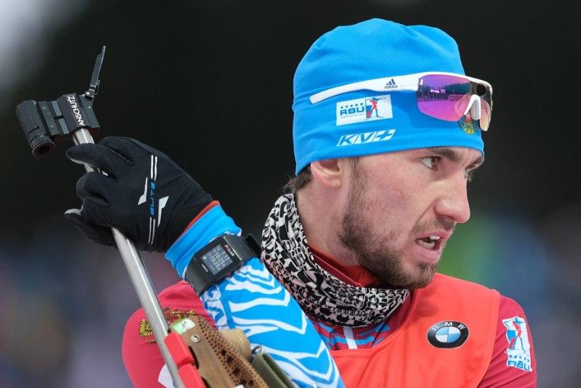 Dopingutaagaga venelane pani Bö ja Fourcade'i paika, eestlased ei hiilanud