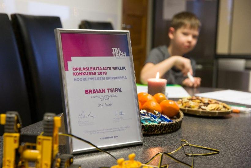 Heinakasvu takistav puu krae ja armastuse kuulipildur: lapsleiutajad nuputavad välja põnevaid ideid