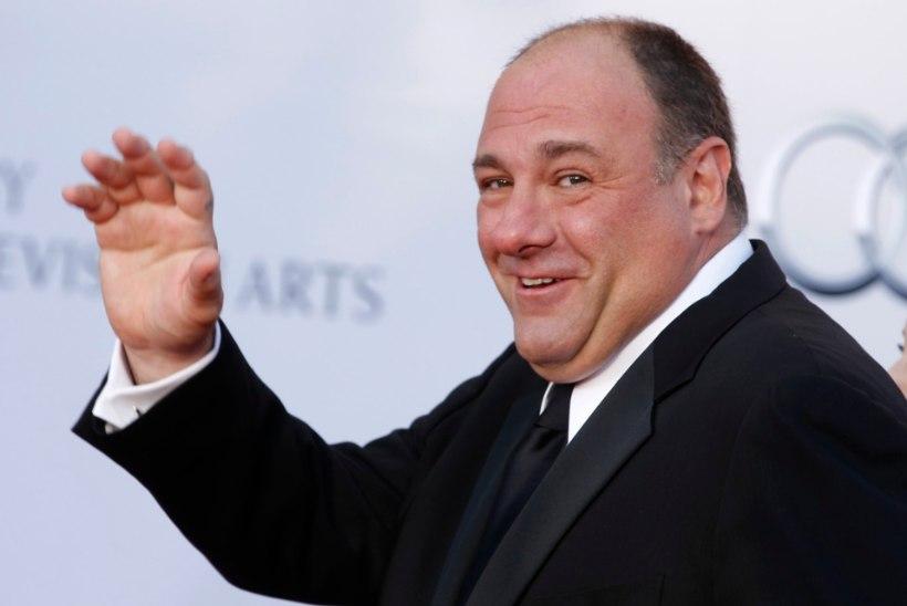 """""""Sopranode"""" täht Gandolfini ähvardas iga päev sarjast lahkuda"""
