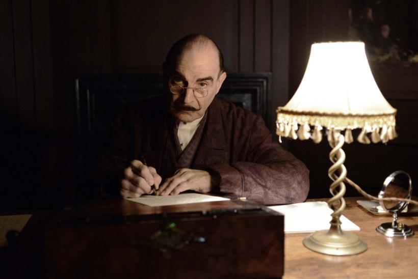 Prints Philip õpetas Hercule Poirot' osatäitja mangot koorima