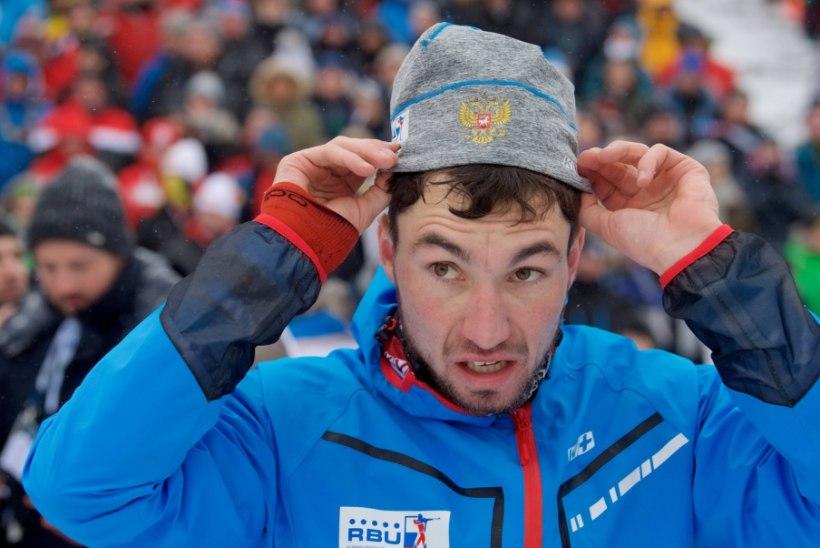 Fourcade nõuab, et Oberhofi MK-etapi võitnud Loginov tema ees vabandaks