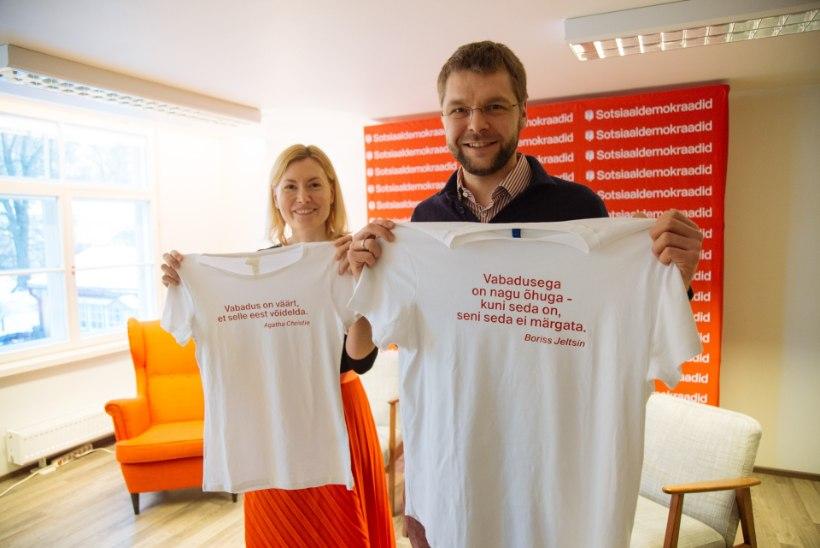 Sotside valimisstuudio: Kaja Kallas tõmmati liistule