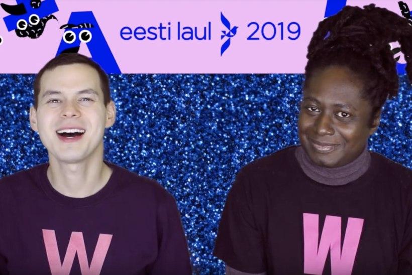 """VIDEO   Eurovisioni-eksperdid reageerivad """"Eesti laulu"""" esimese poolfinaali lauludele: see lugu oleks töötanud kuus aastat tagasi!"""