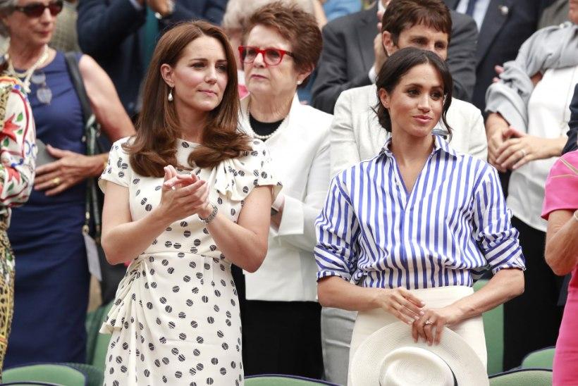 Räägib enese eest: Kate Middleton Meghanit ja prints Harryt oma 37. sünnipäevale ei kutsunud