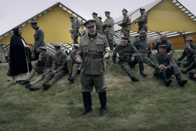"""Indrek Treufeldt: """"Vabadussõjaga sai meie väetist väikeriigist kõndija."""""""