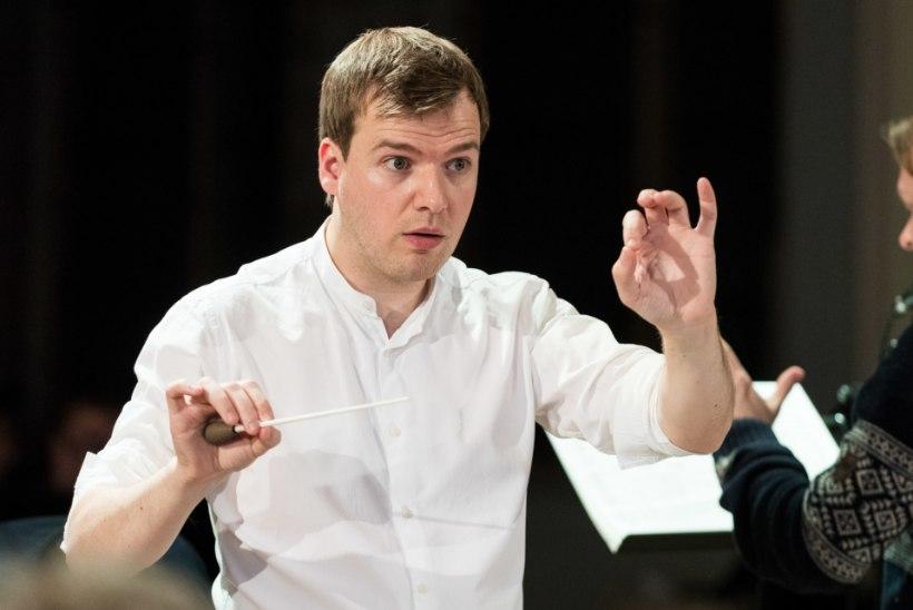 ERR valis aasta muusikuks dirigent Risto Joosti