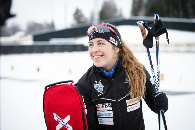 Johanna Talihärm: ettevalmistust uuesti teha ei saa, pean käituma targalt