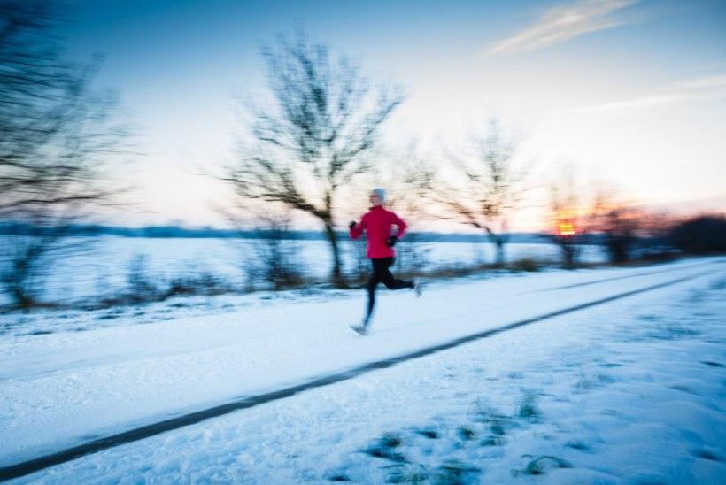 ENNETA TÕBESID: kuidas on külma ilmaga joostes õige hingata?