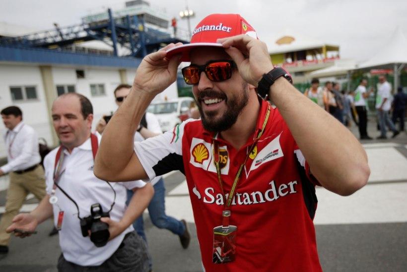 Vormelitšempion Fernando Alonso soovib Ott Tänakule appi tõtata