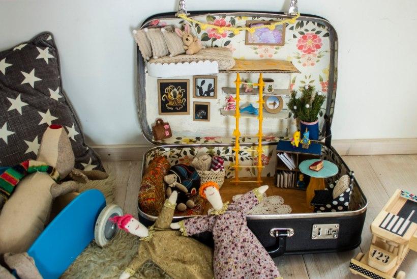 TEE ISE | Vanast kohvrist saab armas nukumaja