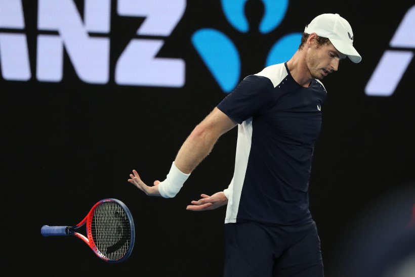 Andy Murray kaotas Austraalias südantlõhestava võitluse järel – kas ta pidas karjääri viimase mängu?