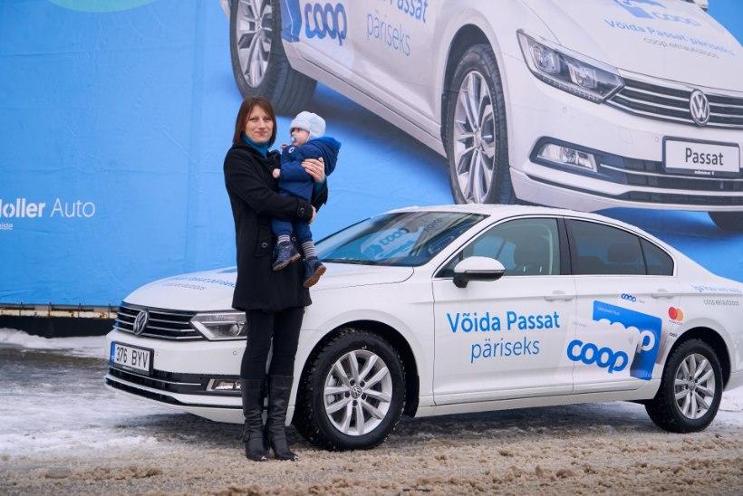 VIDEO | COOPi autoloosi võitja: oleksin tulnud autot vastu võtma, aga kahjuks töö ei lubanud!