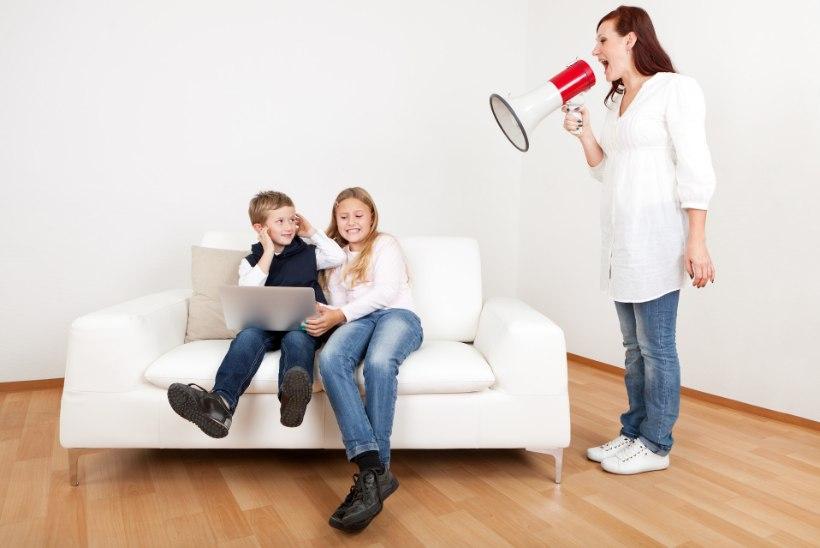 Kuidas karistada last viisil, et tema eneseväärikus ei kannataks?