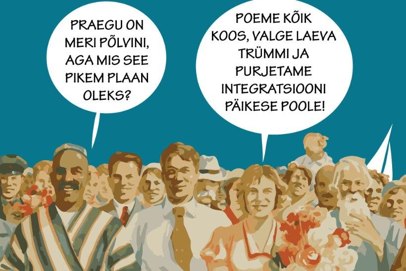 Jaak Valge | Meil on probleem. Kuid teistsugune, kui arvab Kristina Kallas