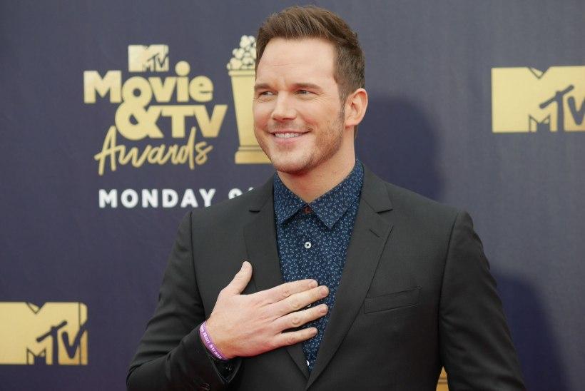 Chris Pratt kihlus Arnold Schwarzeneggeri tütrega