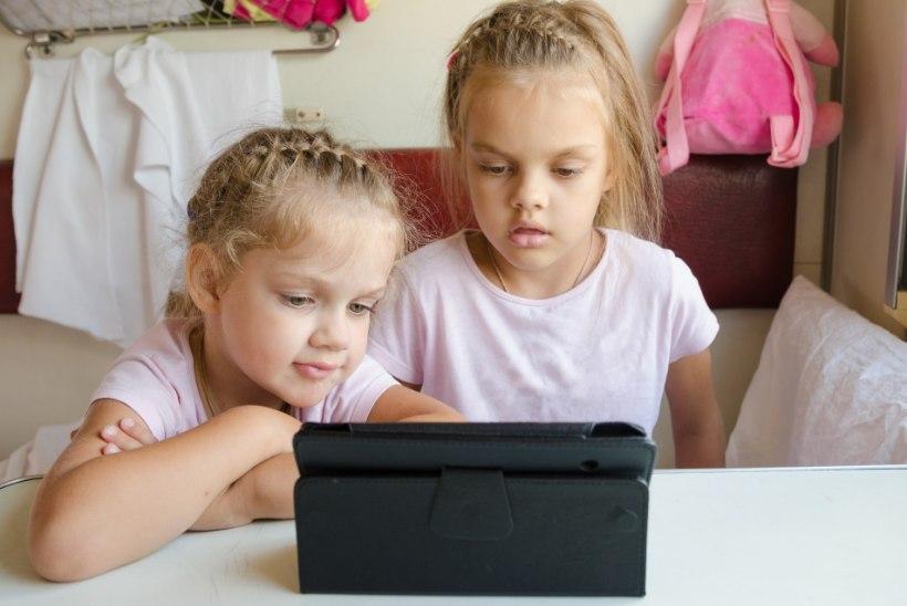 PERETERAPEUT: laste sõltuvus nutimaailmast tekib uskumatult kiiresti
