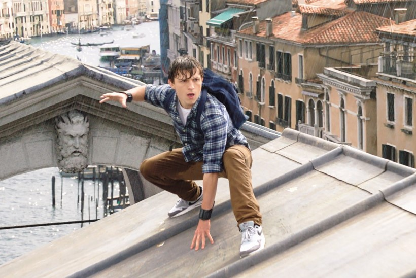 "KODUST KAUGEL: ""Spider-Man: Far From Home"" sai esimese treileri"