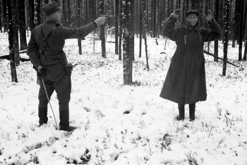 Stalin kavandas Soomes riigipööret