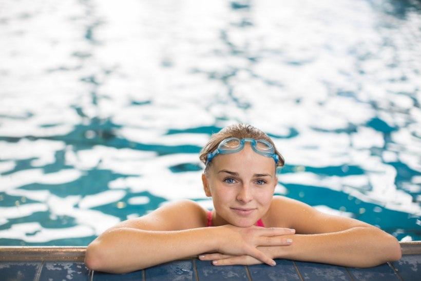 Neli põhjust, miks hakata regulaarselt ujumas käima