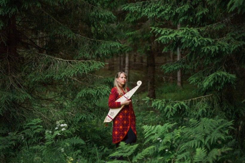 Mari Kalkun astub üles mainekal Šoti pärimusmuusikafestivalil