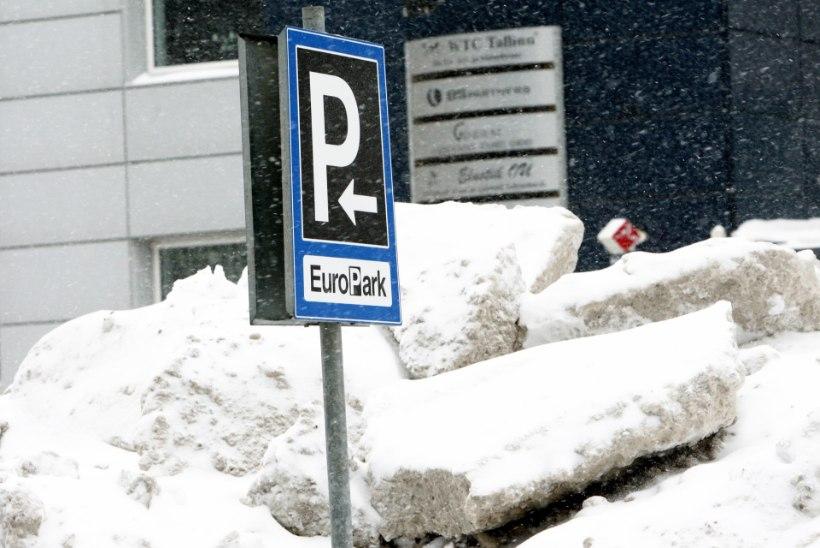 Kohus: Europark võib maanteeametilt nõuda parkimisrikkujate andmeid