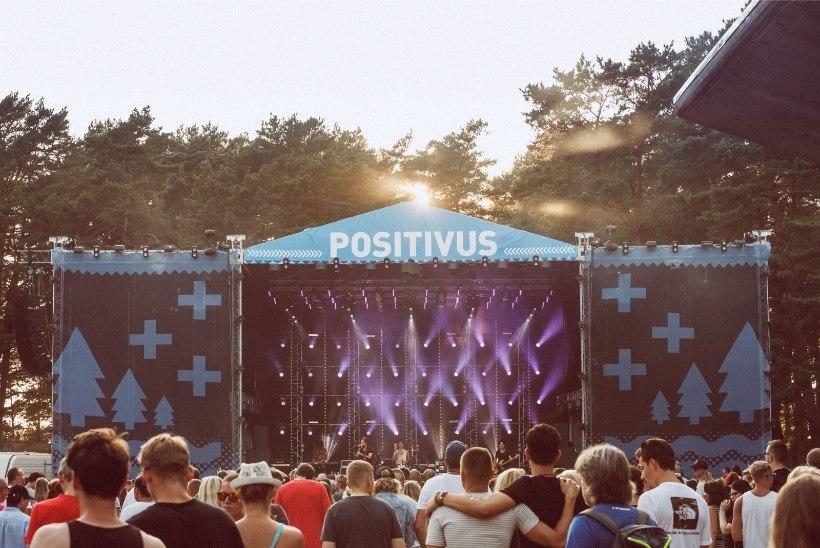 Eestlaste üks lemmikfestivale Positivus on hädas artistidele raha maksmisega