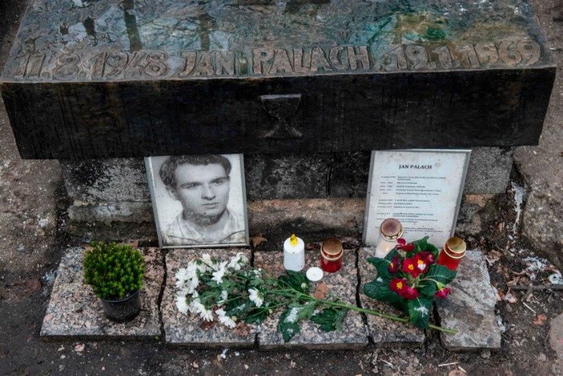 Möödus 50 aastat Tšehhi märtri enesesüütamisest