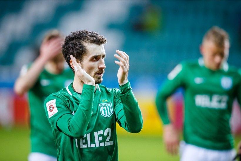 SOTID SELGEKS   Miks pole jalgpallur Zakaria Beglarišvili ikka veel Eesti passi saanud?