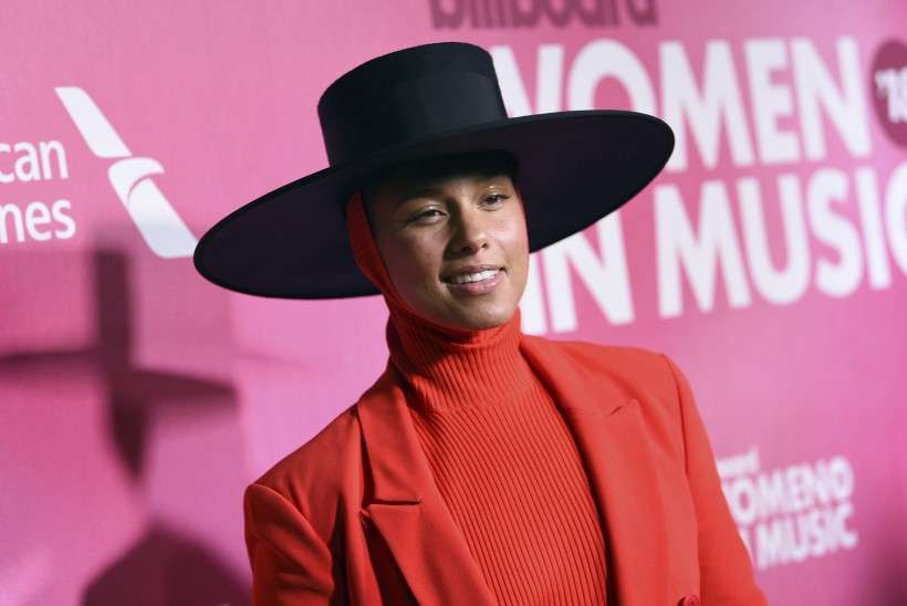 Grammyde õhtujuht on Alicia Keys